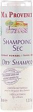 Parfumuri și produse cosmetice Șampon uscat - Ma Provence Dry Shampoo