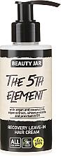 """Parfumuri și produse cosmetice Cremă pentru păr """"The 5th Element"""" - Beauty Jar Recovery Leave-In Hair Cream"""