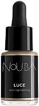Parfumuri și produse cosmetice Corector-iluminator pentru față - Nouba Luce Skin Lightening