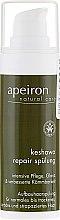 Parfumuri și produse cosmetice Balsam pentru păr uscat și normal - Apeiron Keshawa Repair Conditioner (Mini)