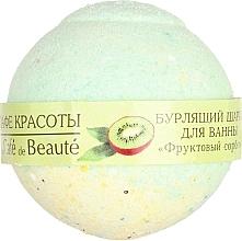 """Parfumuri și produse cosmetice Bombe de baie """"Sorbet de fructe"""" - Le Cafe de Beaute Bubble Ball Bath"""
