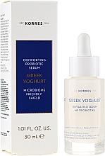 Parfumuri și produse cosmetice Ser cu iaurt grecesc pentru față - Korres Greek Yoghurt Comforting Probiotic Serum