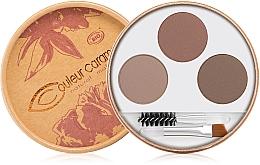 Parfumuri și produse cosmetice Set pentru sprâncene - Couleur Caramel