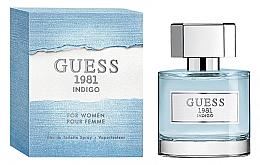 Parfumuri și produse cosmetice Guess 1981 Indigo for Women - Apă de toaletă