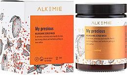 Parfumuri și produse cosmetice Scrub nutritiv pentru corp - Alkemie My Precious Nourishing Sugar Body Scrub