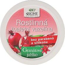 Parfumuri și produse cosmetice Vaselină - Bione Cosmetics Pomegranate Plant Vaseline With Antioxidants