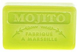 "Parfumuri și produse cosmetice Săpun de Marsilia ""Mojito"" - Foufour Savonnette Marseillaise Mojito"