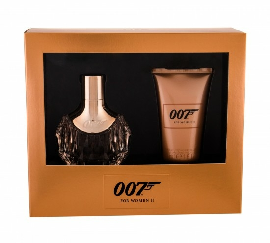 James Bond 007 for Women II - Set (edp/50ml + b/lot/150ml)