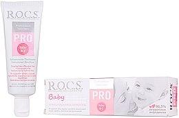 Parfumuri și produse cosmetice Pastă de dinți pentru copii - R.O.C.S. PRO Baby