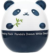 Parfumuri și produse cosmetice Mască de noapte pentru albirea tenului - Tony Moly Panda's Dream White Sleeping Pack
