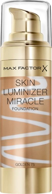 Fond de ten - Max Factor Skin Luminizer Miracle Foundation