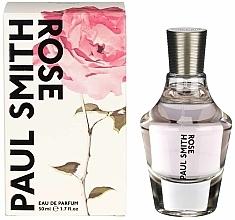 Parfumuri și produse cosmetice Paul Smith Rose - Apă de parfum