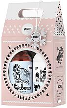"Parfumuri și produse cosmetice Set ""Verbenă"" - Yope Verbena Natural Set (body/balm300ml + liq/soap/500ml)"