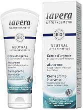 Parfumuri și produse cosmetice Cremă SOS cu micro-argint - Lavera Neutral Ultra Sensitive