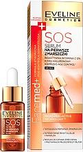 Parfumuri și produse cosmetice Ser facial cu efect anti-rid - Eveline Cosmetics Facemed+
