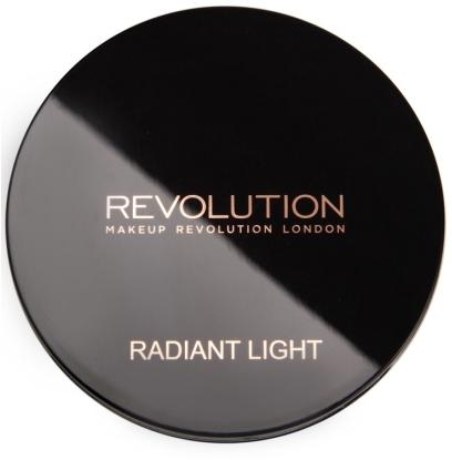 Pudră de față - Makeup Revolution Radiant Light Powder — Imagine N1
