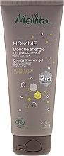 Parfumuri și produse cosmetice Gel de duș 2 în 1 - Melvita Homme Energy Shower Gel