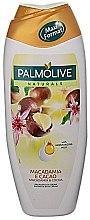 Parfumuri și produse cosmetice Gel de duș, cu ulei de macadamia - Palmolive Naturals