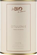 Parfumuri și produse cosmetice Lumânare aromatică pentru masaj - BeBio Otulenie Candle