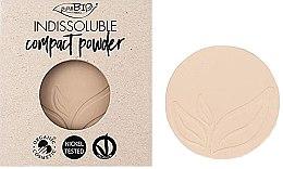 Parfumuri și produse cosmetice Pudră de față - PuroBio Cosmetics Compact Powder (rezervă)