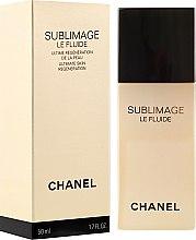 Fluid regenerant pentru față - Chanel Sublimage Le Fluide Ultimate Skin Regenerating — Imagine N1