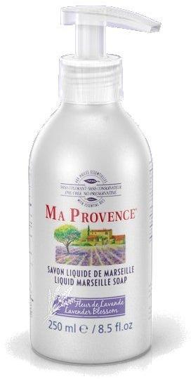 "Săpun lichid ""Lavandă"" - Ma Provence Liquid Marseille Soap lavender"