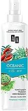 Parfumuri și produse cosmetice Spray facial tonifiant și revigorant - AA Oceanic Essence