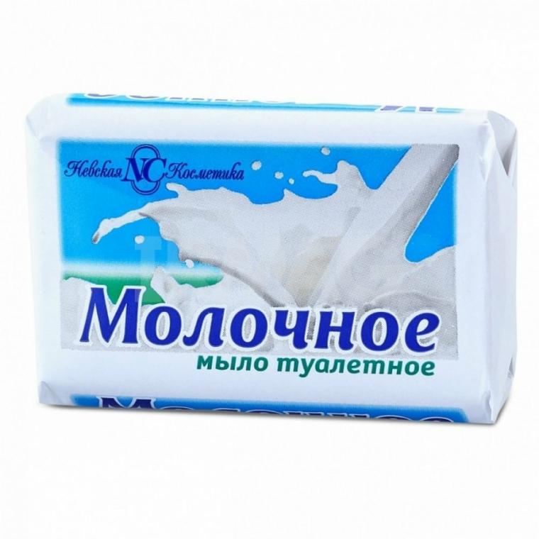 "Săpun ""Lapte"" - Nevskaya Cosmetics"