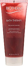 Parfumuri și produse cosmetice Scrub pentru corp - Biotherm Bath Therapy Relaxing Blend Body Scrub