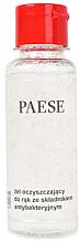 Parfumuri și produse cosmetice Gel antibacterian de mâini - Paese Hand Gel