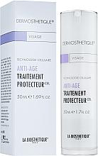 Parfumuri și produse cosmetice Cremă protectoare de zi pentru față - La Biosthetique Dermosthetique Anti-Age Traitement Protecteur