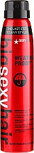 Spray hidrofugant pentru păr - SexyHair BigSexyHair Weather Proof Humidity Resistant Spray  — Imagine N3
