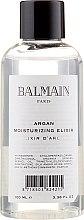 Parfumuri și produse cosmetice Elixir cu ulei de argan pentru păr - Balmain Paris Hair Couture Argan Moisturizing Elixir