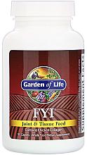 Parfumuri și produse cosmetice Complex pentru sănătatea articulațiilor, capsule - Garden of Life Joint & Tissue Food