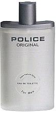 Parfumuri și produse cosmetice Police Original - Apă de toaletă (tester fără capac)