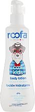 Parfumuri și produse cosmetice Loțiune cu aloe vera și unt de shea pentru corp - Roofa Cool Kids Body Lotion