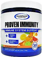 """Parfumuri și produse cosmetice Supliment alimentar """"Complex pentru menținerea imunității"""", citrice - Gaspari Nutrition Proven Immunity"""