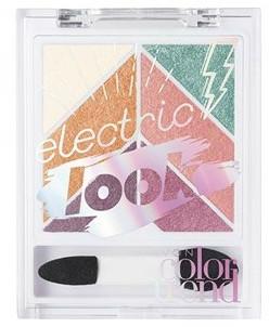 Paletă farduri de ochi - Avon Color Trend Electric Look — Imagine N1