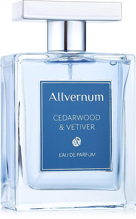 Allvernum Cedarwood & Vetiver - Apă de parfum