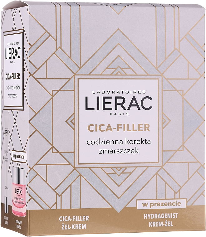 Set - Lierac (f/cream/40ml + f/cream/50ml)