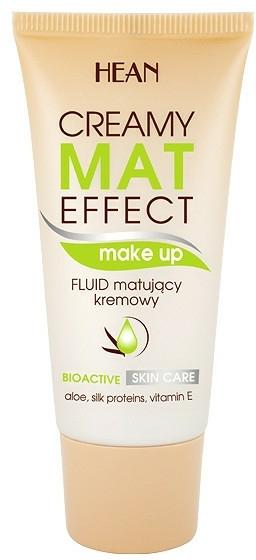 Fond de ten lichid mat - Hean Creamy Mat Effect