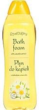"""Parfumuri și produse cosmetice Spumă de baie """"Mușețel"""" - Bluxcosmetics Naturaphy Bath Foam"""