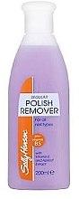 Parfumuri și produse cosmetice Dizolvant pentru lac de unghii - Sally Hansen Regular Polish Remover With Vitamin E