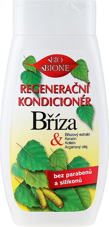 "Balsam pentru păr ""Mesteacăn"" - Bione Cosmetics Birch Hair Conditioner"
