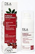 Parfumuri și produse cosmetice Cremă de noapte pentru față cu extract de scoruș - DLA