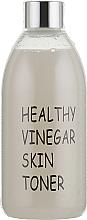 "Parfumuri și produse cosmetice Toner facial ""Rice Wine"" - Real Skin Healthy Vinegar Skin Toner Raw Rice Wine"