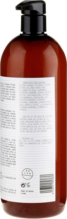 Cremă cu ulei de măceș și esență de trandafir bulgar pentru corp - Beaute Mediterranea Rose Hip Oil With Bulgarian Rose Essence — Imagine N4