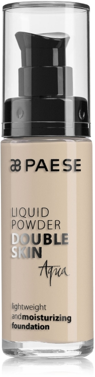 Fond de ten - Paese Liquid Powder Double Skin Aqua
