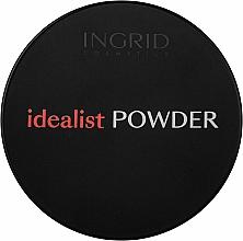 Parfumuri și produse cosmetice Pudră compactă - Ingrid Cosmetics Idealist