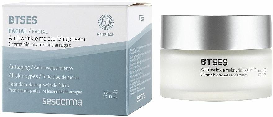 Cremă hidratantă împotriva ridurilor - SesDerma Laboratories BTSeS Anti-wrinkle Cream — Imagine N1